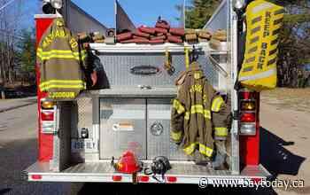 Fire victim geared up and fought Mattawa blaze - BayToday