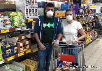 Jugendliche helfen in der Heuberggemeinde in der Corona-Krise   SÜDKURIER Online - SÜDKURIER Online