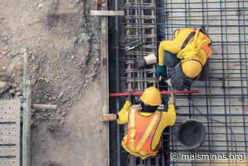 Construtora contrata técnicos, auxilar e ajudante para trabalho em Itabirito - Mais Minas