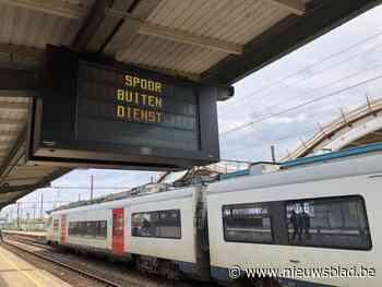 Infrabel start spoorwerven weer op, forse hinder mogelijk voor treinreizigers