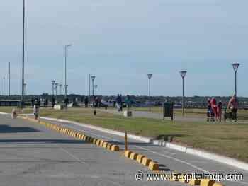 Miramar: recuerdan prohibición de paseos por la Costanera, plazas y otros paseos públicos - La Capital de Mar del Plata