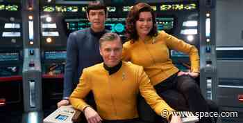 Captain Pike of 'Star Trek' gets spin-off series with Spock and Number One