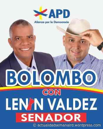 BOLOMBO DE YAMASÁ PASA A RESPALDAR EL PROYECTO LENIN VALDEZ SENADOR - Ummmcelona