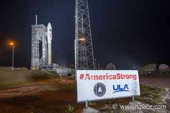 Scrub! Bad weather delays X-37B space plane launch