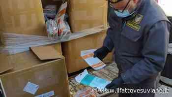 Nola, azienda produce false mascherine FFp2: ma sono false, costose e dannose - Il Fatto Vesuviano
