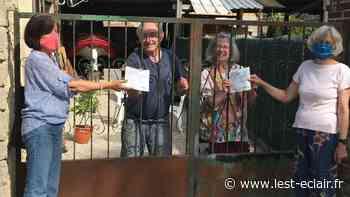 Des masques pour les habitants de Chappes - L'Est Eclair