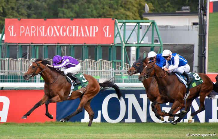 Prix de Chevilly, Rajkumar sur l'hippodrome de Paris Longchamp - Sports.fr