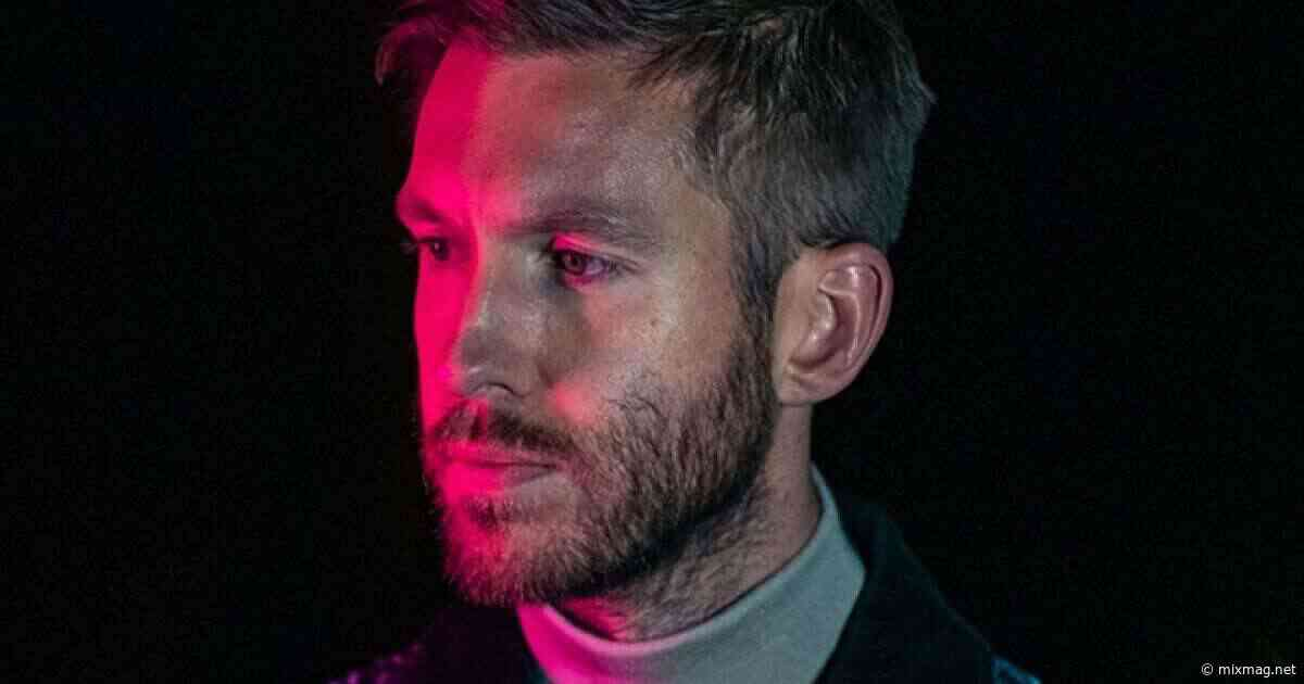 Calvin Harris is the sole DJ to make the Sunday Times Rich List - Mixmag