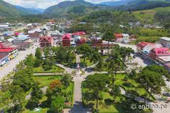 Oxapampa, la provincia que es un ejemplo en la lucha contra el coronavirus - Agencia Andina
