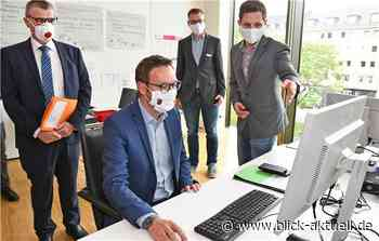 Staatssekretär besucht Mayen-Koblenzer Gesundheitsamt - Blick aktuell