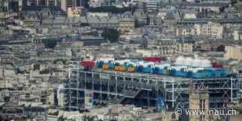 Werk von französischem Künstler Daniel Buren mit Teppichmesser zerstört - Nau.ch