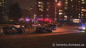 Police investigate after 23-year-old man dies in Etobicoke shooting - CTV News