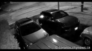 Police release video from Etobicoke armed home invasion investigation - CityNews Toronto