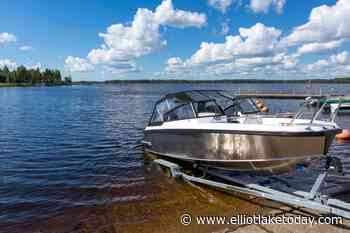 Boat launches set to reopen in Blind River - ElliotLakeToday.com