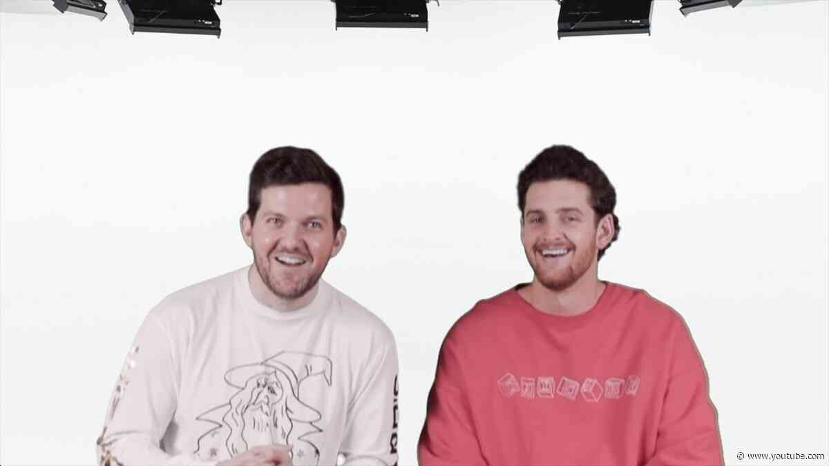 Dillon Francis & BabyJake Play Would You Rather