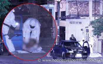 Matan a hombre en la colonia San Marcos - Noticias Vespertinas