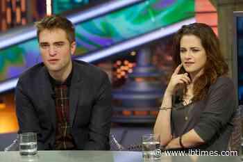 Robert Pattinson And Kristen Stewart: Everything 'Twilight' Stars Recently Said About Their Relationship - International Business Times