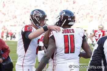 5/16: Blogging Dirty- The Atlanta Falcons boast the leagues best QB/WR combo