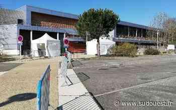 Biscarrosse (40) : le centre Covid a fermé, sur fond de tensions avec l'ARS - Sud Ouest