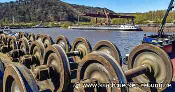 Saarhafen Saarlouis-Dillingen leidet unter Stahlkrise im Saarland - Saarbrücker Zeitung
