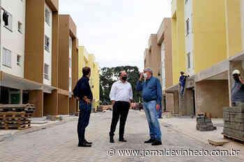 Inscrições para novos apartamentos da CDHU em Vinhedo começam na segunda - Jornal de Vinhedo