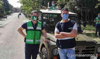 Ceriano Laghetto e Cogliate operazione congiunta alle Groane - Varese Settegiorni