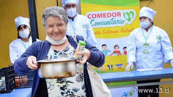 Municipalidad de Peñaflor inaugura comedor comunitario para apoyar a sus vecinos - 13.cl