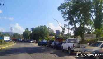 Guardia Nacional desalojó cola por gasolina en Caripito-Monagas - El Pitazo