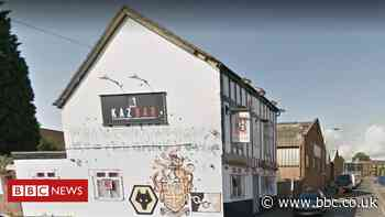 Wolverhampton's Kazbar warned over serving alcohol