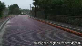 Egletons (Corrèze) : une route anti-verglas pour l'hiver - France 3 Régions