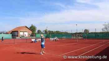 Tennisvereine nehmen Training wieder auf - kreiszeitung.de