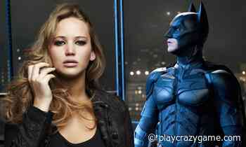 Did Jennifer Lawrence in 'The Dark Knight'? This is the paper that I was going to interpret - Play Crazy Game