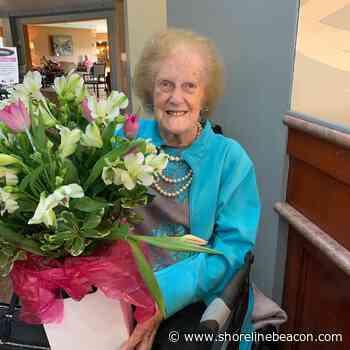 Port Elgin Centenarian celebrates 103rd birthday - Shoreline Beacon
