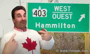 Actor Jon Hamm says Canada needs a city called 'Hammilton' — as 'the Hammer' is his nickname - TheSpec.com