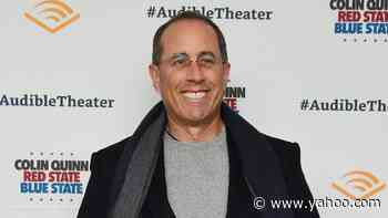 Jerry Seinfeld praises late costar Jerry Stiller: 'So unbelievably funny' - Yahoo Entertainment