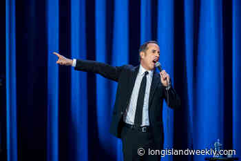 Jerry Seinfeld Dives In With His First (And Maybe Final) Special - Long Island Weekly News