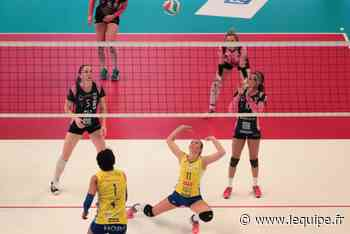 Transferts : Tanja Grbic rejoint Myriam Kloster à Venelles - Volley - Ligue A (F) - L'Équipe.fr