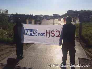 Three HS2 protesters arrested in Aylesbury Vale - Bucks Herald