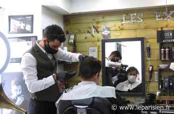 A Luzarches, Sidi le coiffeur est complet jusqu'au 26 mai - Le Parisien