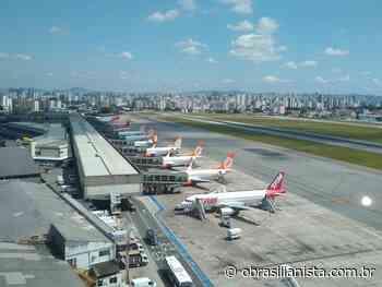 Infraero publica edital para obras na pista de Congonhas - O Brasilianista