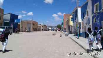 Sirmes instruye repliegue de médicos de Eucaliptus | EL MUNDO - Diario Líder de Información en Bolivia - El Mundo (Bolivia)