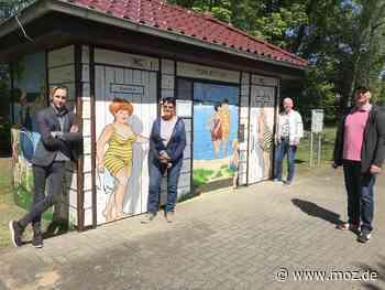 Verschönerung: Heinrich Zille dient in Bad Saarow als Vorbild - Märkische Onlinezeitung