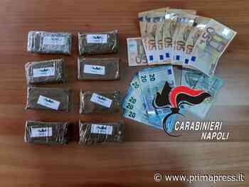 Giugliano in Campania: carabinieri arrestano pusher con 800 grammi di hashish - PrimaPress