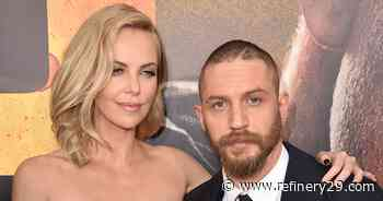 Charlize Theron & Tom Hardy Reflect On Their Legendary Mad Max Feud - Refinery29