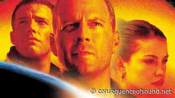 Bruce Willis Wears Original Armageddon Suit to Save Us - Consequence of Sound