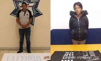 Detenidos con drogas y armas aseguradas en Chgnahuapan - El Popular
