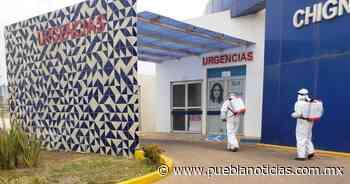 Arranca segunda etapa de sanitización en Chignahuapan - Puebla Noticias