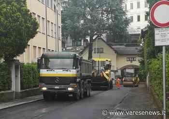 Ripartono i lavori pubblici a Castellanza, asfaltature e taglio del verde le priorità - Varesenews