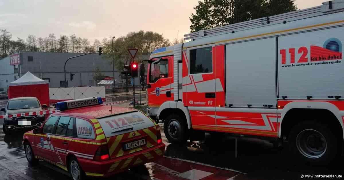 Tödlicher Unfall auf B8 in Bad Camberg: Motorradfahrer stirbt - Mittelhessen