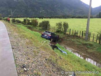 Accidente en ruta Puerto Aysén-Chacabuco: conductor de moto fallece en violenta colisión - El Divisadero